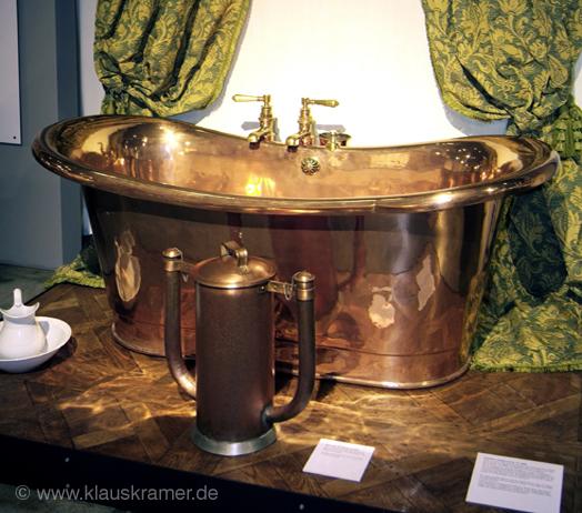Ausstellungen von der idee bis zur realisation for Badewanne gebraucht